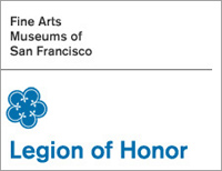 Logo der Legion of Honor